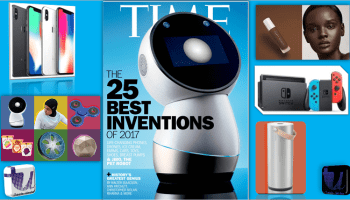Top 25 Inventions of 2017 _ Time Magazine