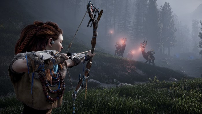 Horizon Zero Dawn - Playstation Game of the Year 2017 - Best Use of PS4 Pro