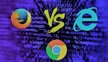 Microsoft Edge faster safter than Chrome and Firefox