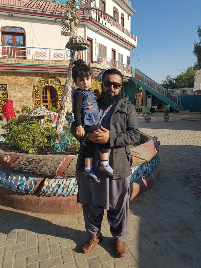 Naeem Javid - Tech Urdu - at Jacobabad 20171212_151429
