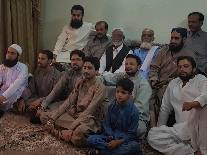 Naeem Javid - Tech Urdu - on Eid with Family 20170626_111053