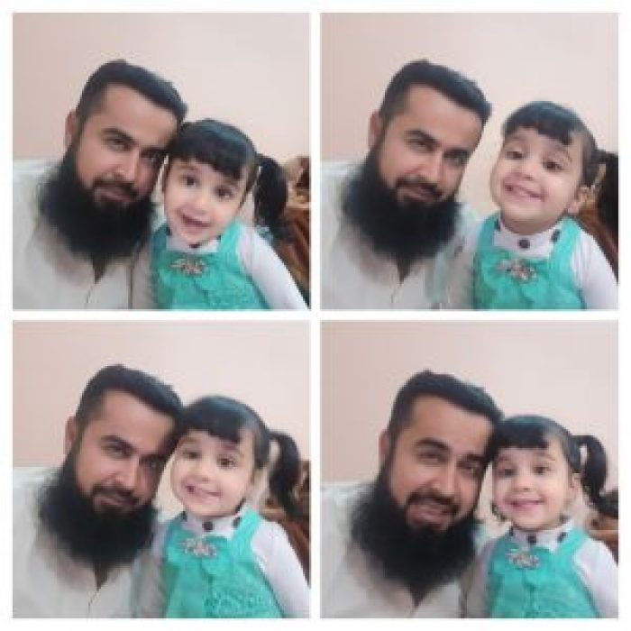 Naeem Javid - Tech Urdu - with Aarisha Javid Supergirl 20171204_221733-COLLAGE