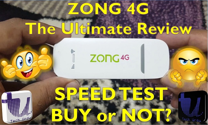 Zong 4G Wingle Vs Zong Bolt+ | Speed Test | Which One to Buy?