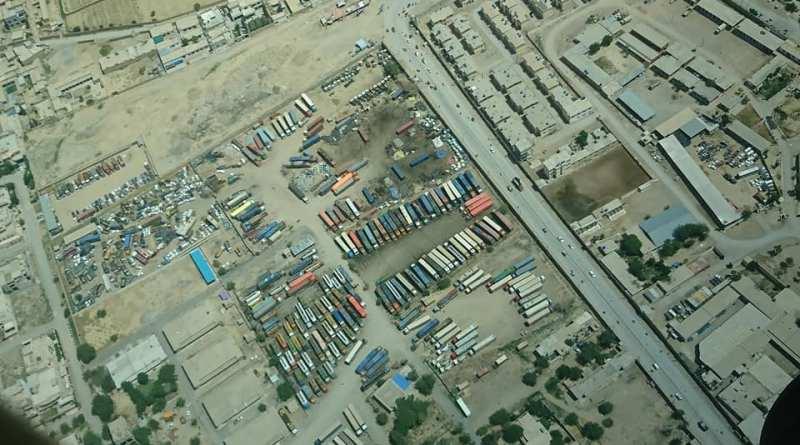 Aerial View of Quetta - Cruise over Quetta Valley Balochistan - Majestic Pakistan - Tech Urdu