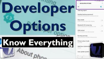 Developer Options - Know Everything - Tech Urdu