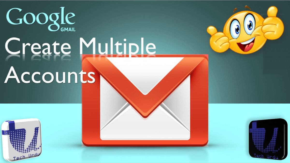 Create Many Gmail Accounts without Mobile Number Verification