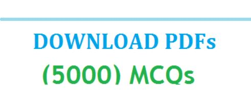 5000 MCQs and Short Answers, Informations, etc for all kind