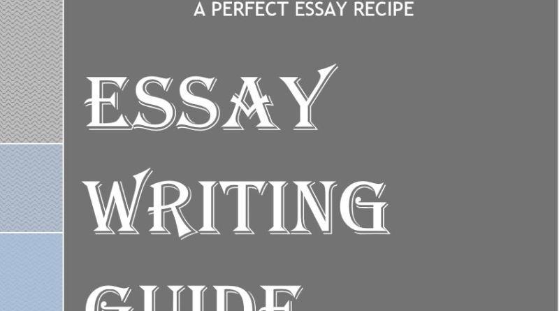 Essay Writing Guide - Tech Urdu