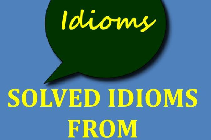 CSS Solved Idioms - Forestrypedia