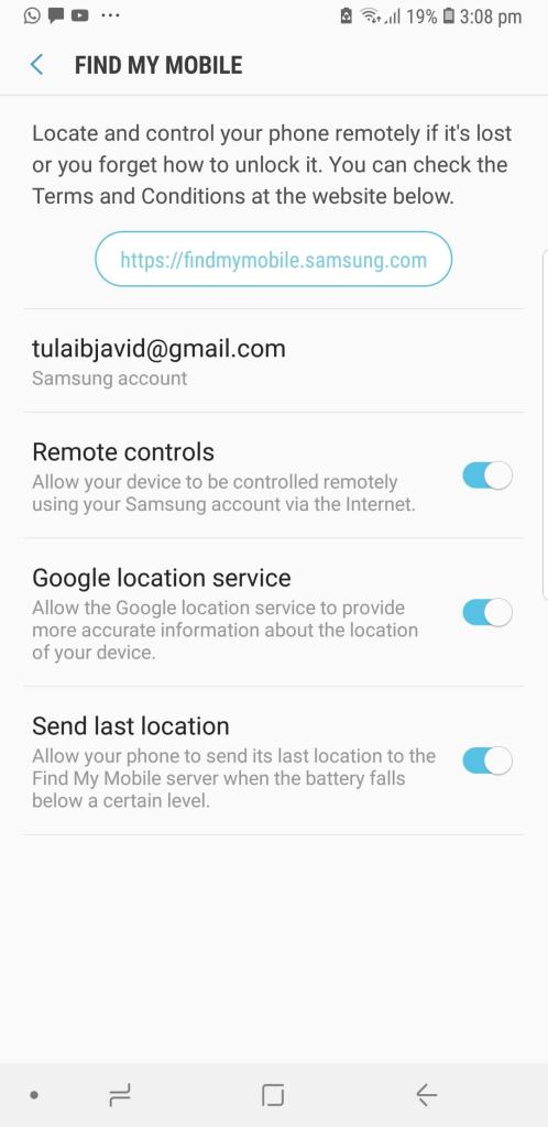 Tracking a switched off phone - Tech Urdu
