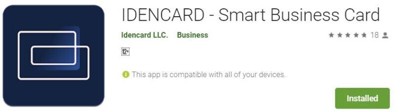 Idencard - Tech Urdu