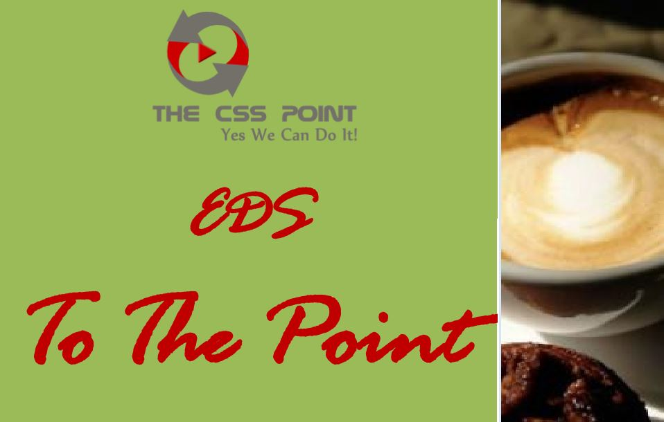 EDS - To the Point