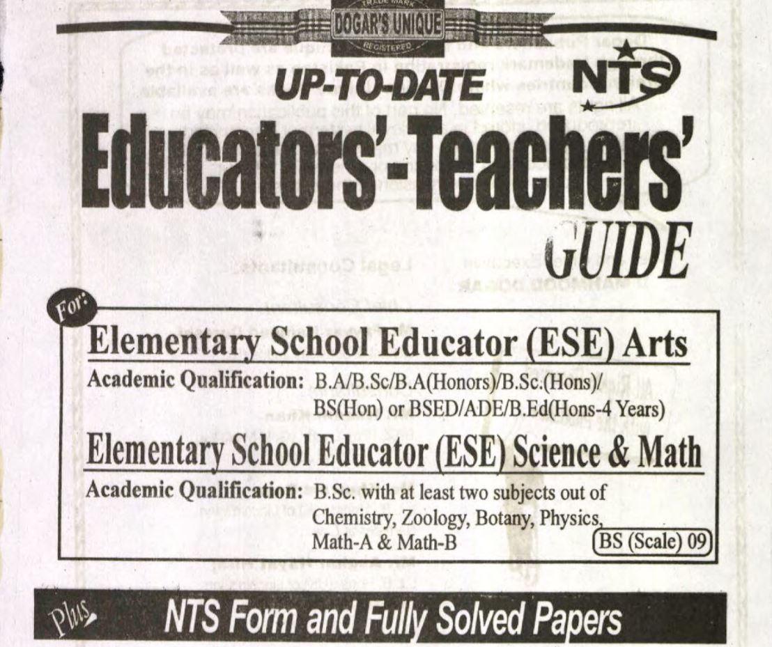 Dogars Educators