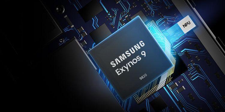Exynos 9820 Samsung's Exynos 9820 is an 8nm Processor with a Dedicated NPU