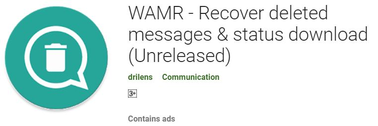 How to Recover WhatsApp deleted Photos and Videos? - Tech Urdu