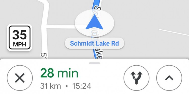 Google Maps Gets Speed Limit Warnings - Tech Urdu