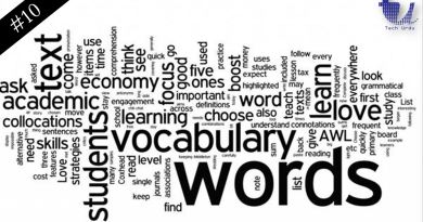 #10: Your Weekly Vocabulary List - Tech Urdu