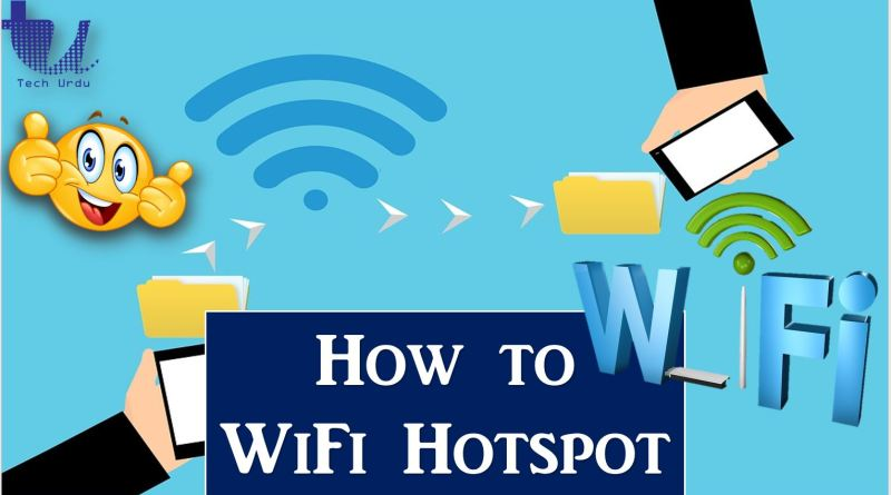 How to Create WiFi Hotspot to Share Mobile Internet? 1