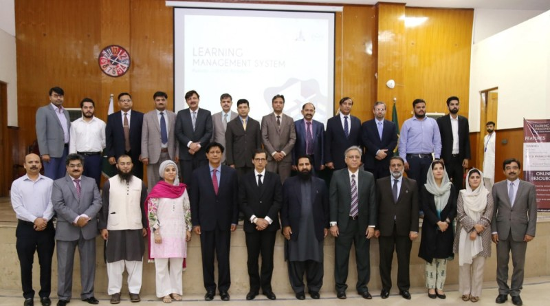 PITB Launches Learning Management System for Punjab Judicial Academy - Tech Urdu