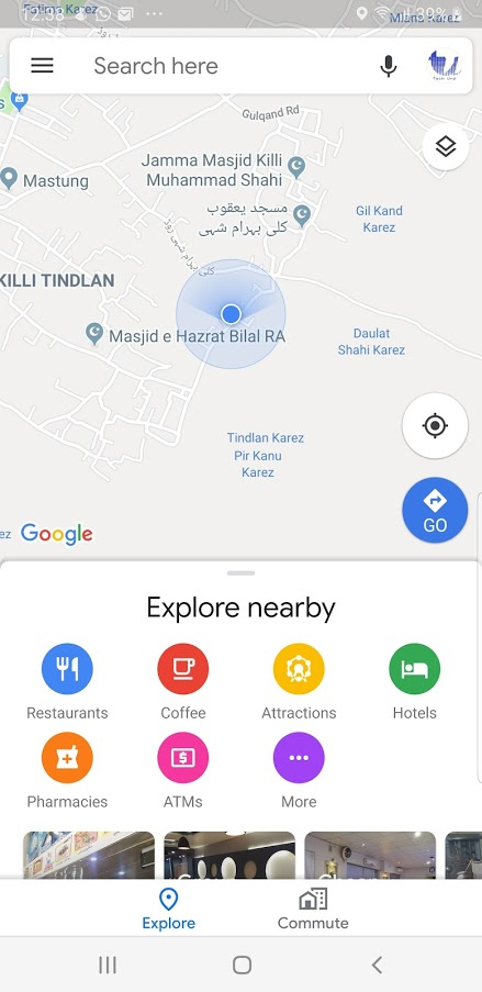 How to Find Popular Dishes of Restaurants using Google Maps? - Tech Urdu