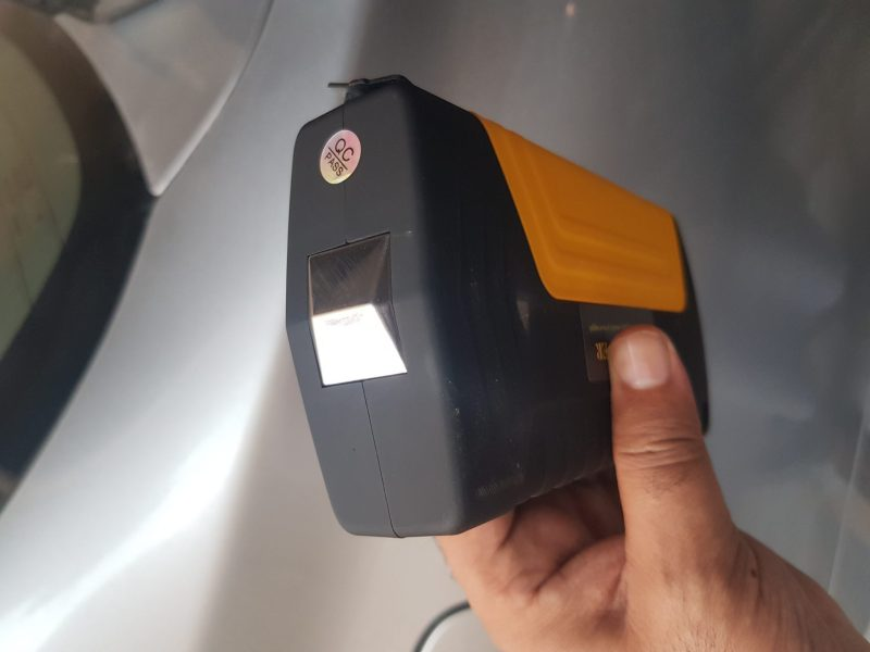 Multi-Function Car Jump Starter Power Bank with Air Compressor 8