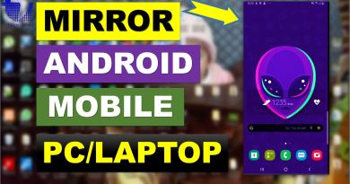 Here is How to Mirror Your Android Devices to PC (Samsung Galaxy Note 9 & Note 10) - techurdu.net