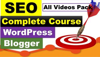 Complete SEO Course for WordPress & Blogger - techurdu.net