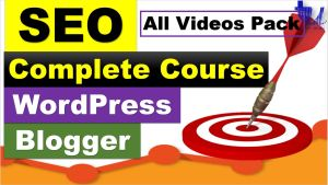 Complete SEO Course for WordPress & Blogger - techurdu.net
