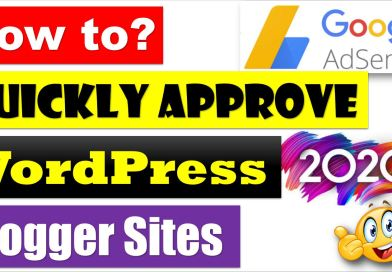 How to Get a Blogger or WordPress Site Approved for Google AdSense in 2020? - techurdu.net