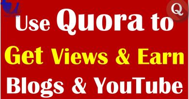 How to Use Quora to Get Views for WordPress & Blogger Posts and YouTube Videos? - techurdu.net