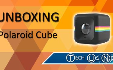 Polaroid Cube en México: Unboxing