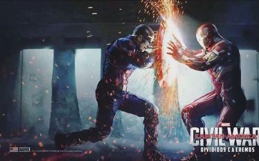 Nuestros super heroes se preparan para Civil War