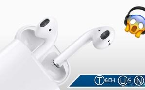 Apple responde: Los Airpods ya están a la venta