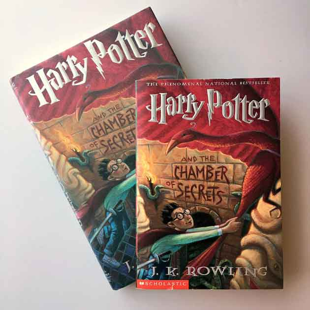 Harry Potter Book 2 Harry Potter and the Chamber of Secrets Pdf