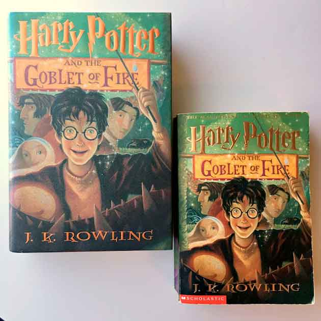 Harry Potter Book 4 Harry Potter and the Goblet of Fire Pdf