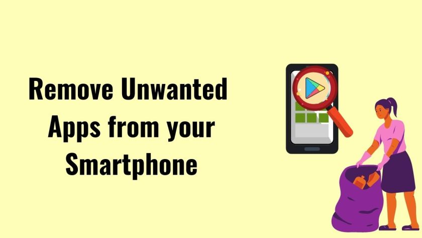Remove unwanted Third-party apps from your android