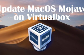 How to Update MacOS Mojave on Virtualbox