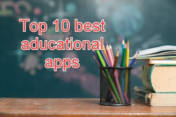 best apps for education