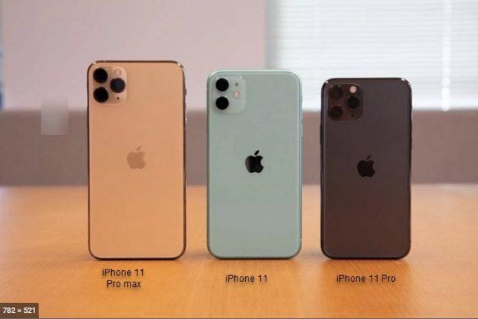 Iphone 11 Vs 11 Pro Vs 11 Pro Max Comparison Techvatan