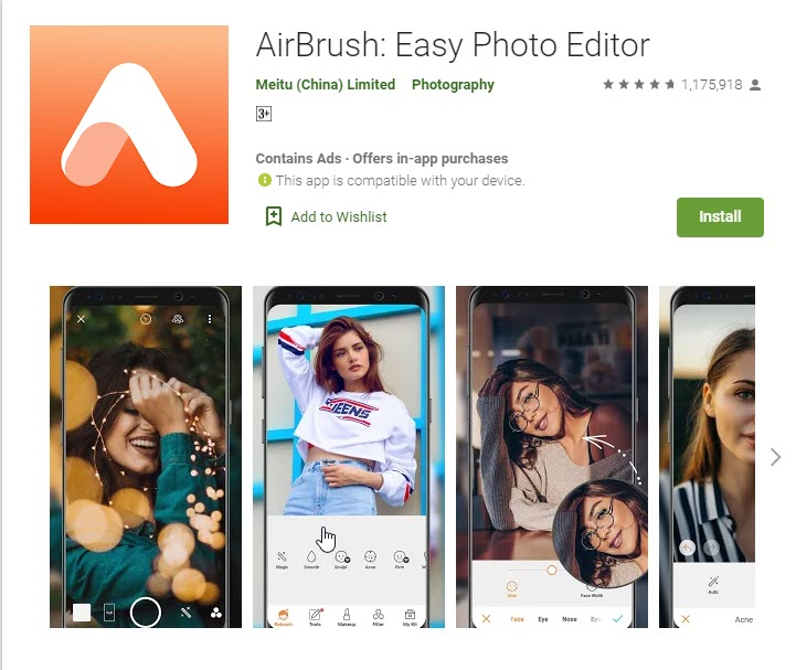 best apps for photo editing android