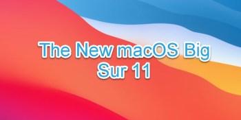 download macOS Big Sur beta ISO image file