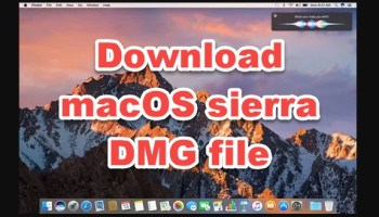 download macOS high sierra dmg file