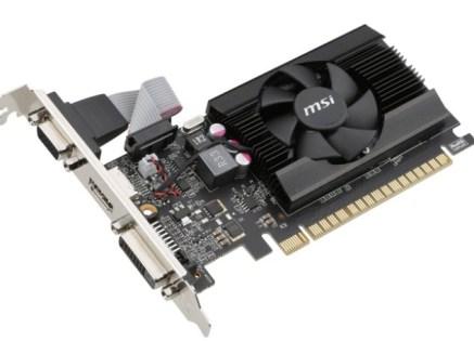 MSI Gaming GeForce GT 710