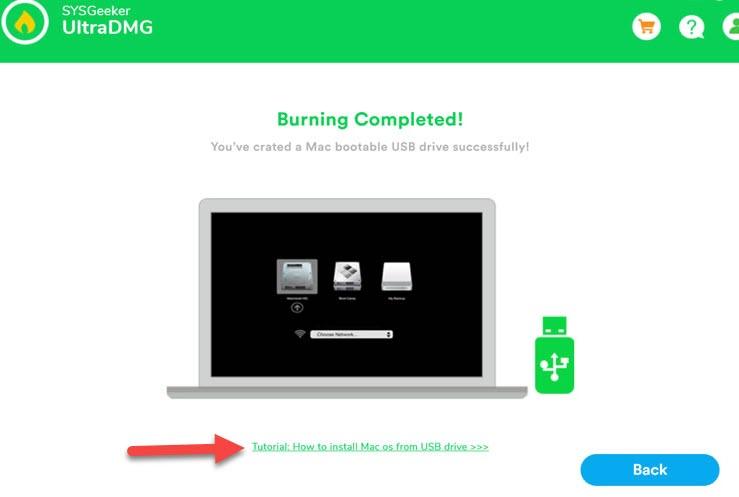 create macOS big Sur bootable usb installer on windows 10