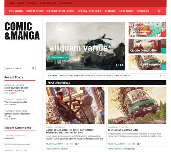 MagazineComic&Manga