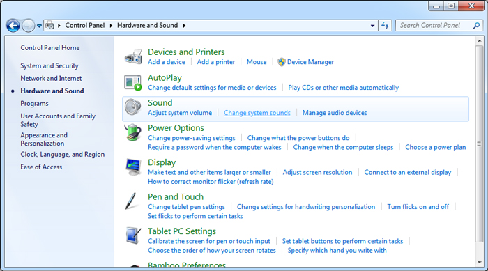 Change-system-sounds-from-control-panel