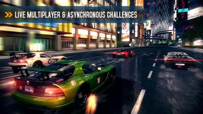 asphalt 8 airborne multiplayer