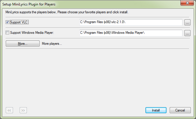 How To Display Song Lyrics in VLC Media Player | E-Learning