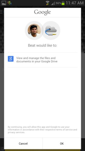 authorize-beat-to-access-google-drive-storage
