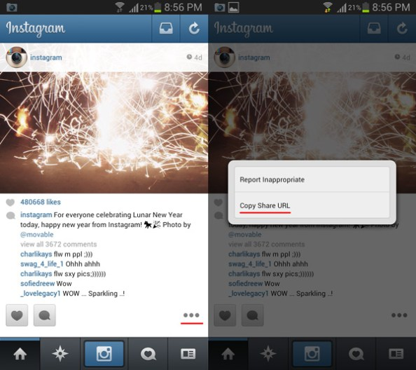 How to Download Photos and Videos from Instagram on Android